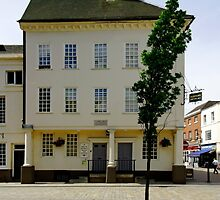 Samuel Johnson Birthplace Museum  by Rod Johnson