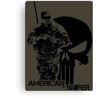 American Sniper - Chris Kyle Canvas Print