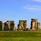 stonehenge by photogenic