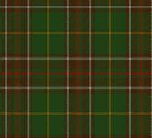 00114 Newfoundland District Tartan  by Detnecs2013