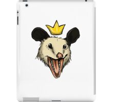 Possum Ruler iPad Case/Skin