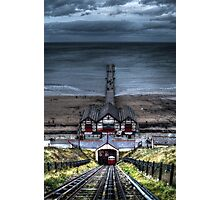 Saltburn by the Sea Photographic Print
