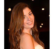 emma Panigas Photographic Print