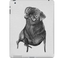 Le Carlin Noir iPad Case/Skin