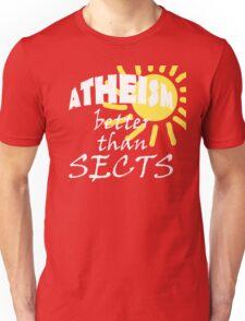 Atheism... Unisex T-Shirt