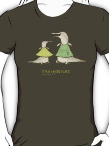 Frockodiles T-Shirt