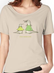 Frockodiles Women's Relaxed Fit T-Shirt