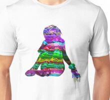 Rei Ayanami Glitch Unisex T-Shirt