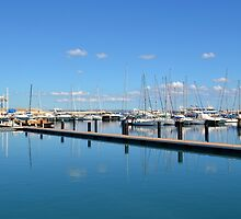 Harbor from Cyprus by louizaa