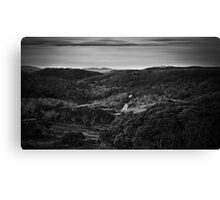 A Nomadic Way Canvas Print