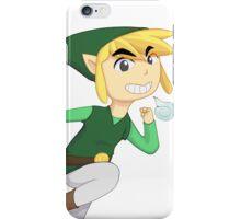 Cartoon Link Green iPhone Case/Skin
