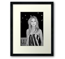 Julia Johnson Framed Print