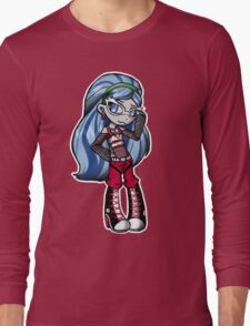 Monster High: Chibi Ghoulia Long Sleeve T-Shirt