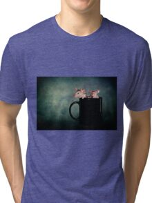 Tea for two Tri-blend T-Shirt