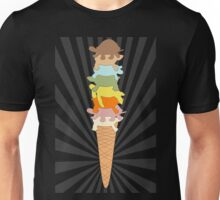 ice crime Unisex T-Shirt