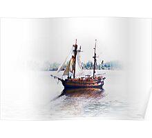 High Seas Adventure Poster