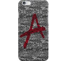 PLL 2 iPhone Case/Skin