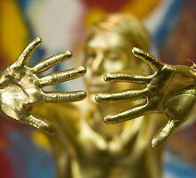 Golden Girl by Leanne King