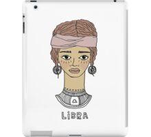 Libra iPad Case/Skin