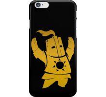 A golden sun iPhone Case/Skin