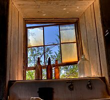 Window Light by Sue  Cullumber