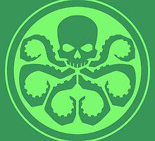 Hail Hydra! by TimelessJourney