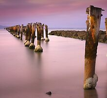 Old Pier by Hans Kawitzki