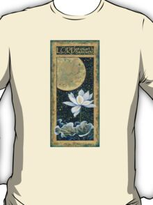 """Lord of Light & Darkness"" from the series ""In the Lotus Land"" T-Shirt"