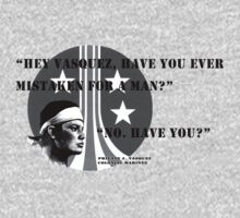 Pvt. Vasquez quote T-Shirt