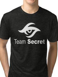 Team Secret Collector Items Dota 2 Tri-blend T-Shirt