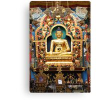 Buddha. India Canvas Print