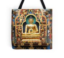 Buddha. India Tote Bag