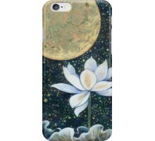 """""""Lord of Light & Darkness"""" from the series """"In the Lotus Land"""" iPhone Case/Skin"""