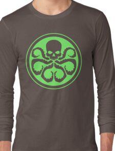 Hail Hydra! Long Sleeve T-Shirt