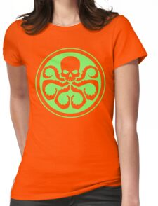 Hail Hydra! Womens Fitted T-Shirt