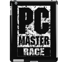 PC - Grunge iPad Case/Skin