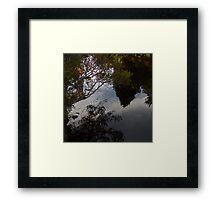 updown Framed Print