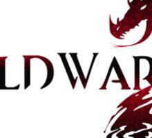 Guild Wars 2 - Logo  Sticker