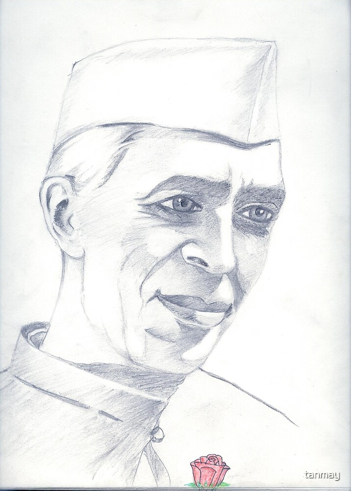 Chacha Nehru by tanmay