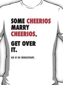 Glee - Some Cheerios Marry Cheerios T-Shirt