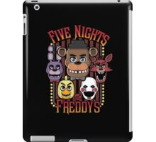 Five Nights At Freddy's Pizzeria Multi-Character iPad Case/Skin