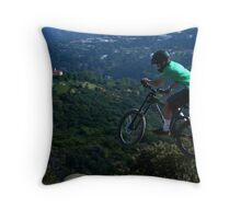 Lifted Throw Pillow