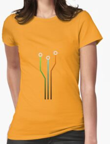 Connect Womens Fitted T-Shirt
