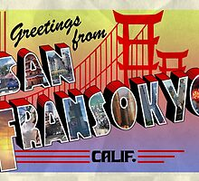 Greetings from San Fransokyo! by SKULLPY