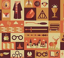 Harry Potter Minimalist by RobinStevens