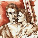 Rebel Without A Cause ( 1955 ) by John Dicandia  ( JinnDoW )