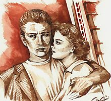 Rebel Without A Cause ( 1955 ) Photographic Print