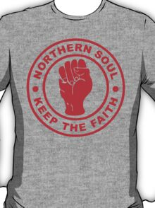 Northern Soul Badge T-Shirt