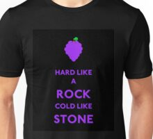 Solitaire - Cold Like Stone Unisex T-Shirt