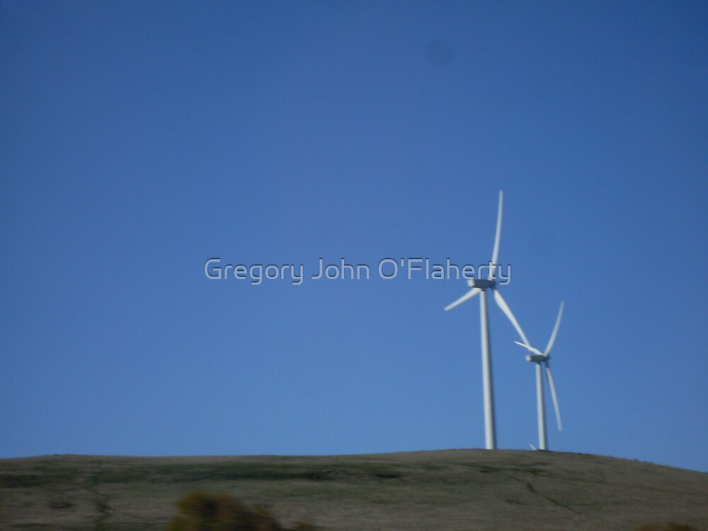 Giants of The Wind by Gregory John O'Flaherty